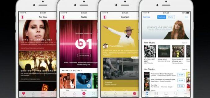 Apple Music si aggiorna con i video musicali