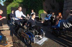 Disabili, a Bologna arriva la bici a noleggio