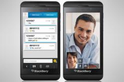 BlackBerry porta le videochiamate di BBM su iOS e Android