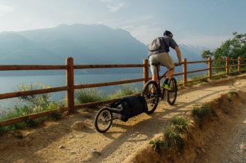 Il Bike Trolley di Sentier ora su Kickstarter