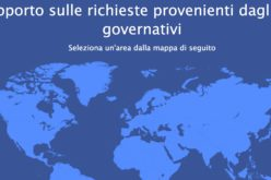Facebook: crescono le richieste dati dei governi