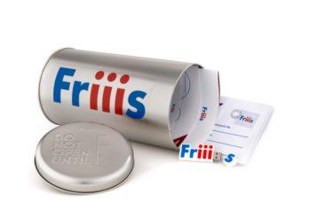 Friiis, la prima capsula del tempo digitale