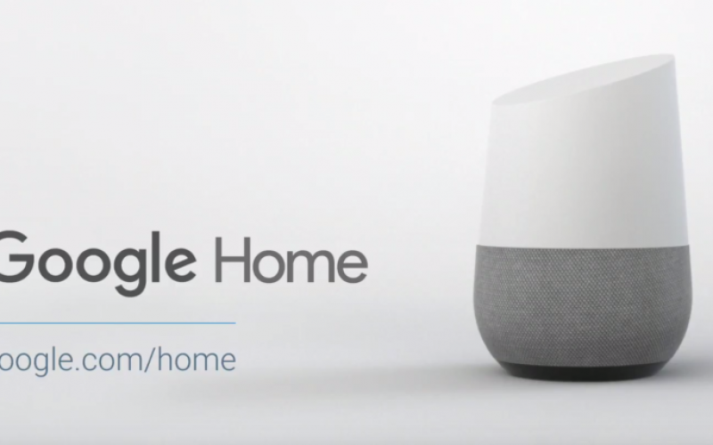 Google Home ti invita ad andare al cinema