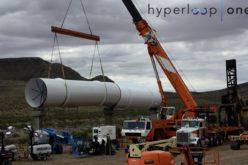 Il viaggio di Hyperloop è già in fase di test