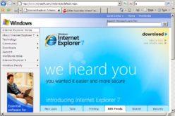 Un quarto degli utenti Windows usa vecchie versioni di Internet Explorer