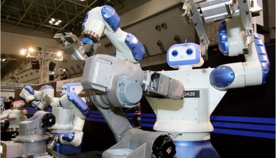I robot non ci rubano il lavoro? Chiedete a Foxconn