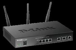 Il router Wireless AC Unified Services VPN di D-Link offre connettività crittografata, anche da remoto