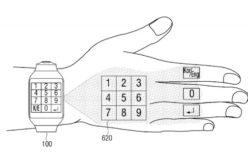 Samsung brevetta lo smartwatch con proiettore