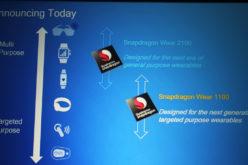 Qualcomm annuncia Snapdragon Wear 1100: innovazione indossabile