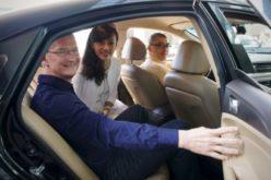Tim Cook viaggia a Pechino su taxi Didi Chugxing