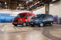 Il nuovo motore diesel Ford EcoBlue debutta su Transit e Custom