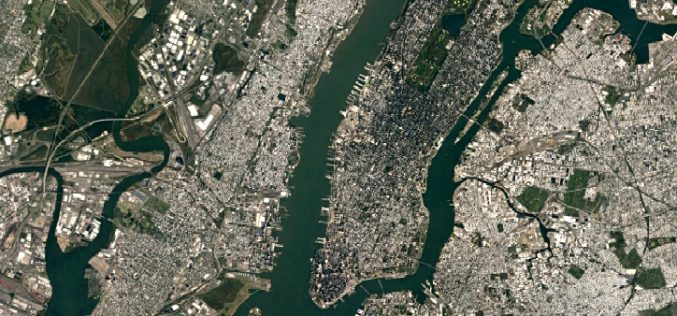 Google Maps migliora le immagini satellitari con Landsat 8