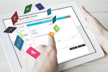 Sportello Civico: il portale che permette al cittadino la presentazione in digitale al Comune delle istanze
