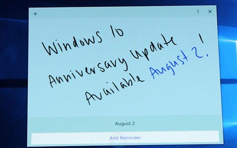 Aggiornamento non richiesto del Windows 10, risarcimento di 10 mila dollari