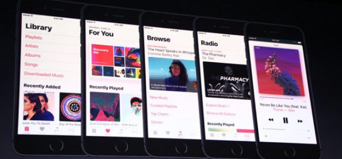 Apple Music supera Spotify negli Stati Uniti