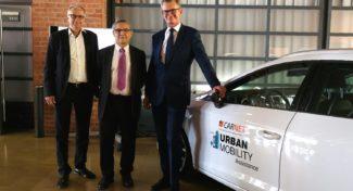 La SEAT, UPC e Volkswagen Group Research scelgono Barcellona per la mobilità del futuro con CARNET