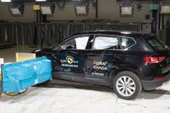 Crash test Euro NCAP: i tre modelli testati promossi a pieni voti