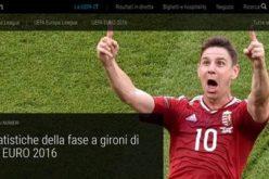 Italia-Spagna, veloci sul campo, lente sul web