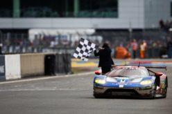 La Ford GT racing guida la gamma Ford Performance al Festival of Speed 2016
