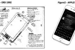 """Apple sotto accusa: """"iPhone è copiato da una mia idea"""""""