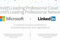 Microsoft si è comprata LinkedIn