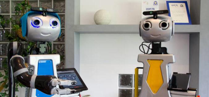 Il portinaio diventerà un robot? Arriva il primo portiere hi-tech