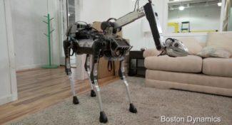 Boston Dynamics non si ferma più, ecco il dinosauro