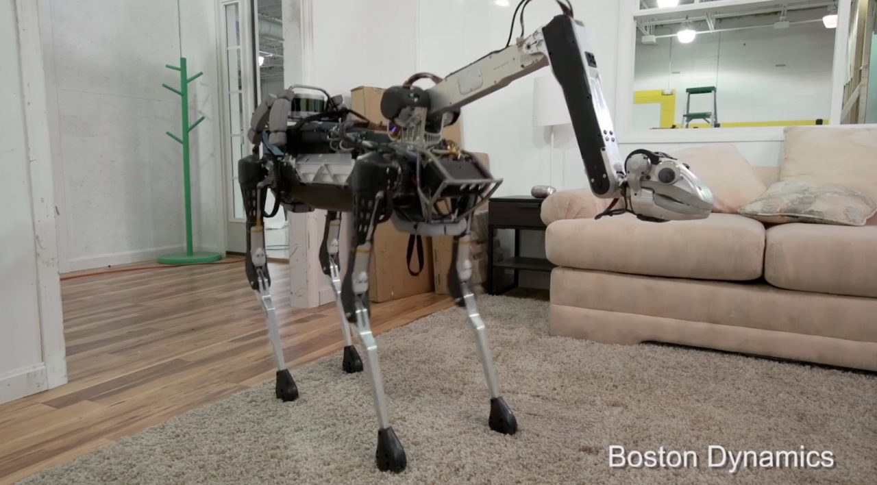 Boston Dynamics rende open-source la tecnologia di sviluppo robot