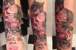 Tatuaggi, il 10% rischia infezioni e allergie