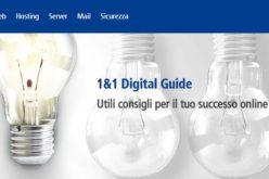 La Digital Guide internazionale di 1&1