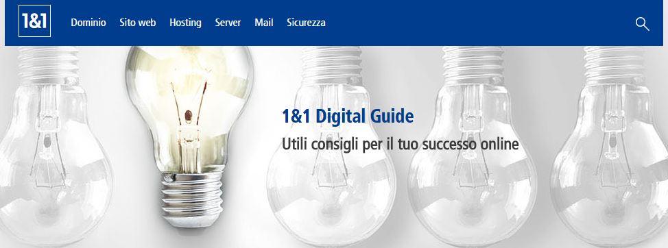 1&1 Digital Guide