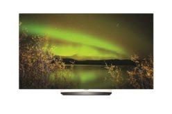 LG annuncia la nuova gamma di TV OLED