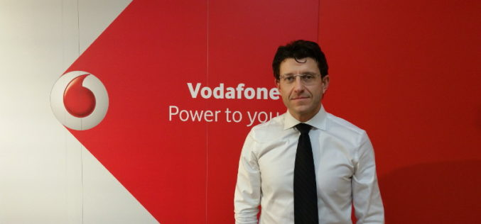 Alessandro Canzian (Vodafone), priorità all'Internet of Things