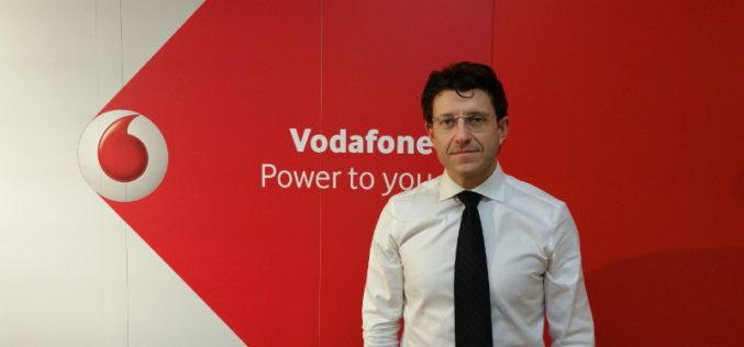Alessandro Canzian (Vodafone), priorità all'Internet of Things