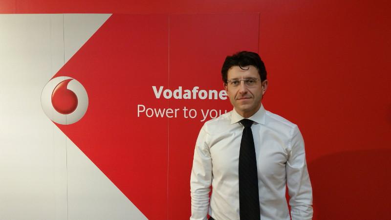 Canzian Alessandro_Resp.Mktg Corporate di Vodafone Italia