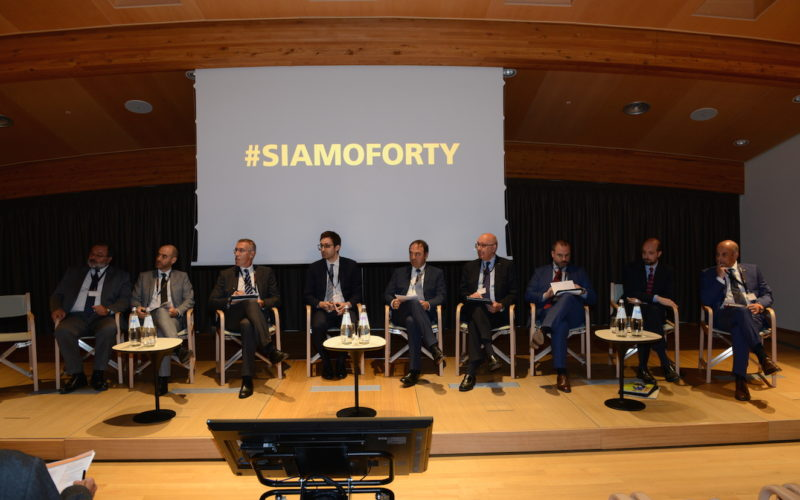 #SiamoForty: Confronto sull'oggi