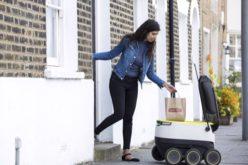 JUST EAT, il cibo lo consegnano i robot