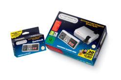 Nintendo Classic Mini NES arriva l'11 novembre