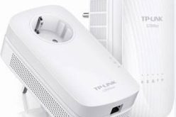 TP-LINK: due nuovi kit Powerline high speed