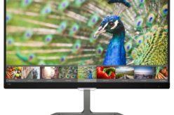 I nuovi monitor Philips UltraColor: colori intensi e design elegante