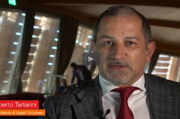 Video: Alberto Tartarini, Sogeit Solutions