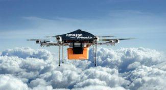 Amazon ha il via libera per i droni nel Regno Unito