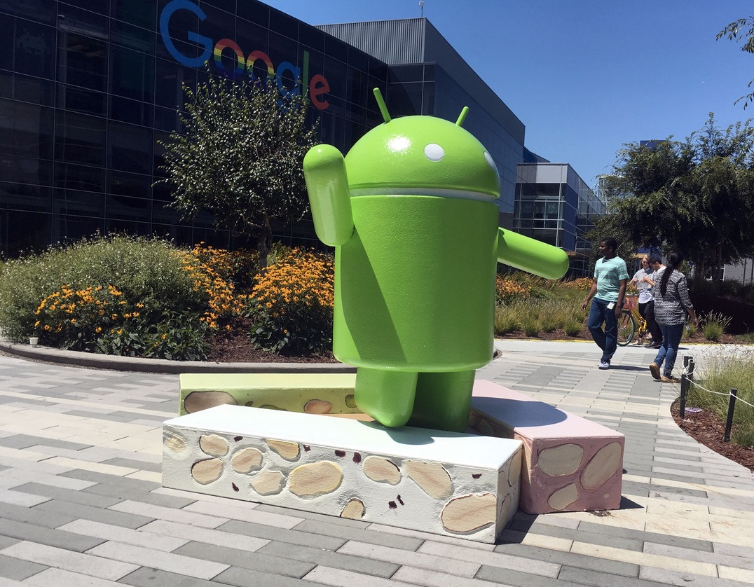 Android Nougat google