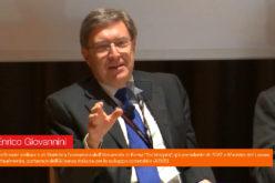 #SiamoForty: l'intervento di Enrico Giovannini