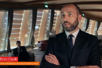 Video: Enzo Capilli e Alfonso Lamberti, Optimo Next
