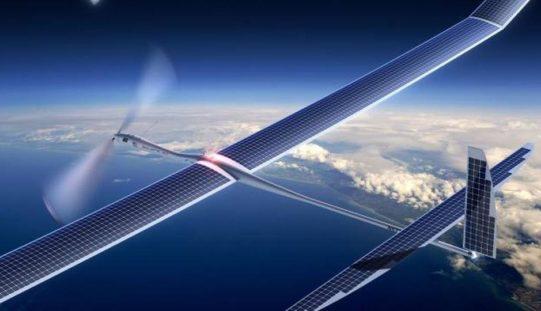 Facebook e quel laser che manderà internet nello Spazio