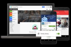Con Google Play gli acquisti si condividono in famiglia