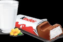 Ferrero, allarme sostanze cancerogene negli incarti delle barrette Kinder