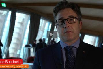 Video: Luca Buscherini, Riello UPS