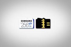 Addio MicroSD, Samsung lancia la memoria UFS